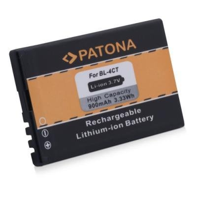PATONA baterie pro mobilní telefon Nokia BL-4CT 900mAh 3,7V Li-Ion