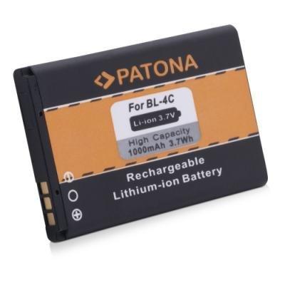 PATONA baterie pro mobilní telefon Nokia BL-4C 1000mAh 3,7V Li-Ion