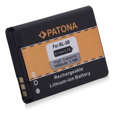 Baterie PATONA kompatibilní s Nokia BL-5B 1000mAh
