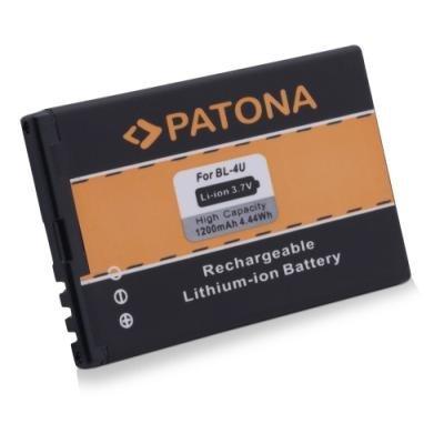 PATONA baterie pro mobilní telefon Nokia BL-4U 1200mAh 3,7V Li-Ion