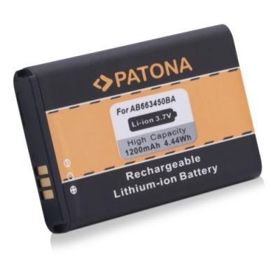Baterie PATONA kompatibilní s Samsung AB663450BA