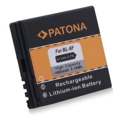 Baterie PATONA kompatibilní s Nokia BL-6F 1400mAh
