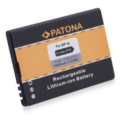 Baterie PATONA kompatibilní s Nokia BP-4L, BP-4C