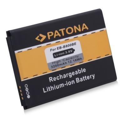 Baterie PATONA kompatibilní s Samsung B800 3200mAh