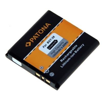 PATONA baterie pro mobilní telefon Sony Ericsson BST-38 1050mAh 3,8V Li-Ion