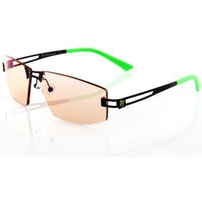 Brýle Arozzi VISIONE VX-600 černozelené