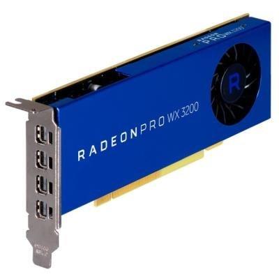 HP AMD Radeon Pro WX 3200 4GB