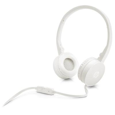 Headset HP H2800 bílý