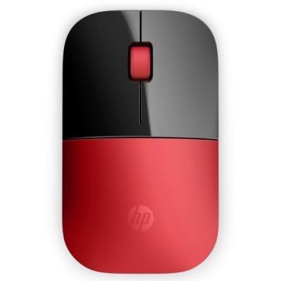 Myš HP Z3700 červeno - černá