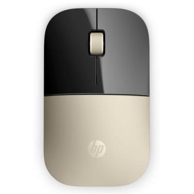 Myš HP Z3700 zlato - černá