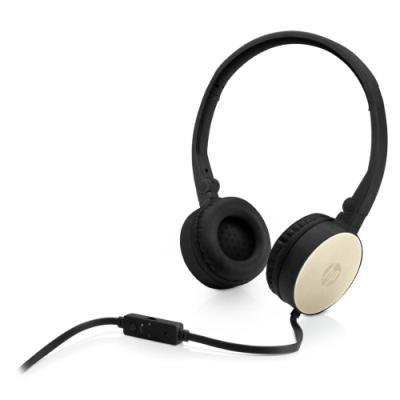 Headset HP H2800 zlato - černý