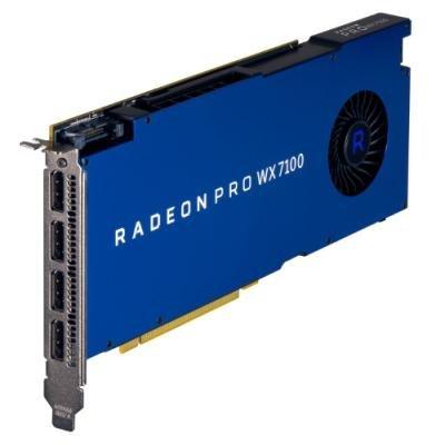 Grafická karta HP AMD Radeon Pro WX 7100 8GB