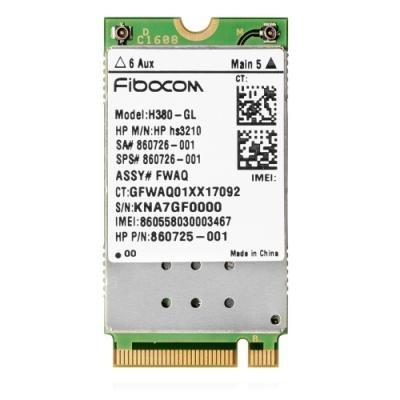 Síťová karta HP hs3210 HSPA+