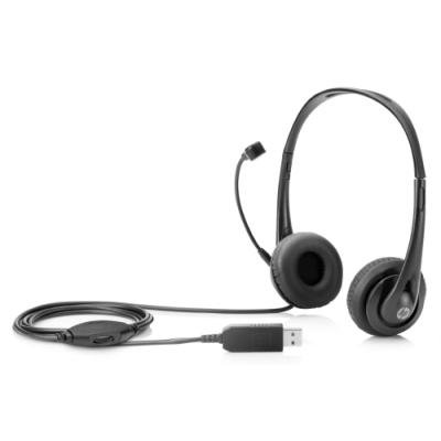 Headset HP USB