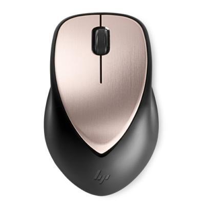 HP myš ENVY 500 bezdrátová zlatá