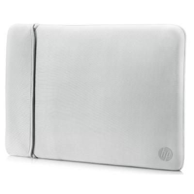 """Pouzdro HP Reversible 14"""" černo-stříbrné"""