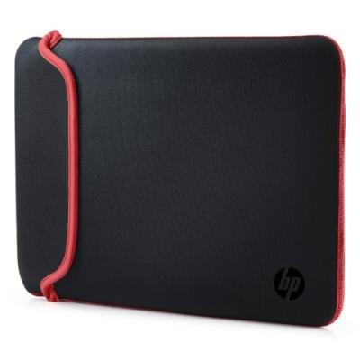 """Pouzdro HP Neoprene 14"""" černo-červené"""