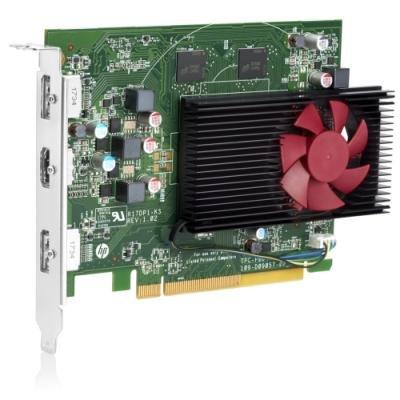 Grafická karta HP AMD Radeon RX 550 4GB