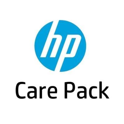 HP CarePack - Oprava výměnou následující pracovní den, 4 roky pro vybrané tiskárny HP OfficeJet a DeskJet