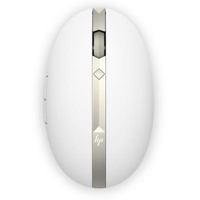 Myš HP Spectre 700 bílo-zlatá