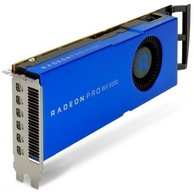 Grafické karty AMD Radeon Pro WX
