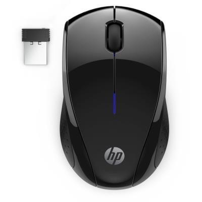 HP 220 Silent černá