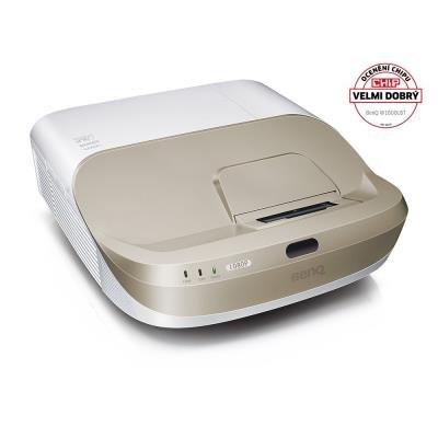 BenQ W1600UST 1080P Full HD/ DLP/ 3300 ANSI/ 13000:1/ HDMI