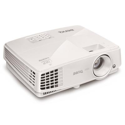 BenQ MW707 WXGA/ DLP projektor/ 3500 ANSI/ 10000:1/ VGA/ HDMI/ MHL/ LAN