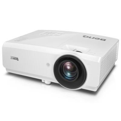 BenQ SU754+ WUXGA/ DLP projektor/ 5000 ANSI/ 13000:1/ VGA/ 2x HDMI/ MHL/ LAN