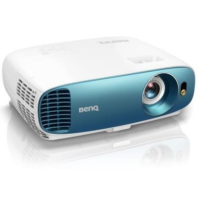 BenQ TK800M 4K UHD/ DLP projektor/ 3000ANSI/ 10.000:1/ VGA/ 2x HDMI