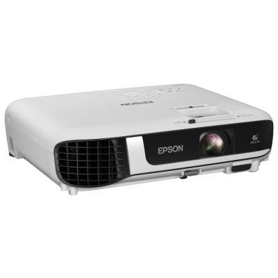 EPSON EB-W51 WXGA/ Business Projektor/ 4000 ANSI/ 16 000:1/ HDMI
