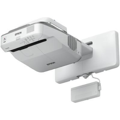 EPSON EB-695Wi/ WXGA projektor/ 3500 ANSI/ 14 000:1/ HDMI/ LAN/ Bílý