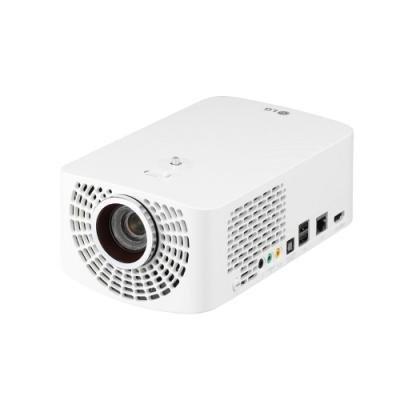 LG mobilní mini projektor PF1500G-GL / FullHD / 1400ANSI / LED / 2xHDMI/ SPDIF out / USB