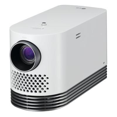 LG mobilní mini projektor HF80JS / FHD / 2000ANSI / LED / HDMI / USB / S/PDIF / LAN