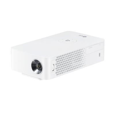 LG mobilní mini projektor PH30JG / HD / 250ANSI / LED / HDMI / USB-C / Bluetooth / na baterii