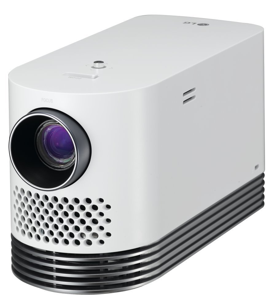 LG mobilní mini projektor HF80LSR / FHD / 2000ANSI / Laser / HDMI / USB / BT / S/PDIF