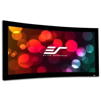 "Projekční plátno Elite Screens Curve150WH1 150"""