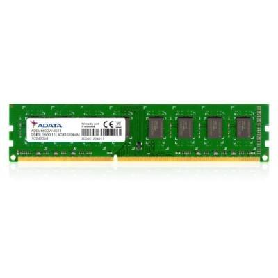 Operační paměť ADATA DDR3 4GB 1600MHz