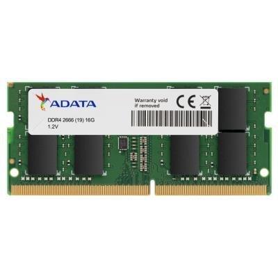 ADATA DDR4 SO-DIMM 16GB 2666MHz