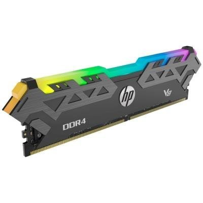 HP V8 8GB DDR4 3200MHz černá