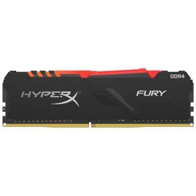Operační paměť Kingston HyperX FURY RGB 8GB