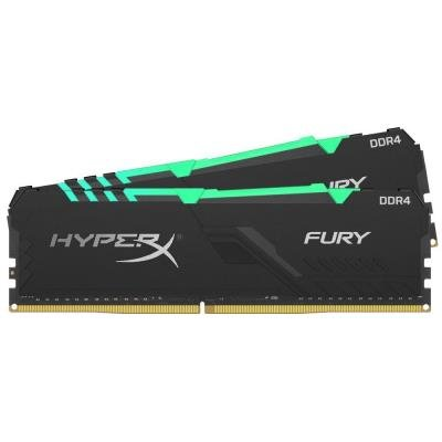 Operační paměť Kingston HyperX FURY RGB 16GB