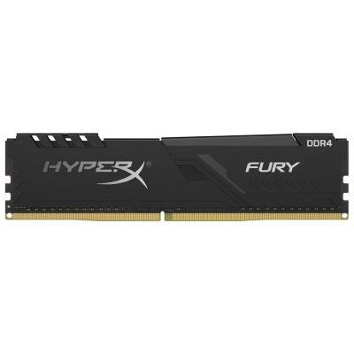 KINGSTON HyperX FURY 8GB DDR4 3200MHz / DIMM / CL16 / černá
