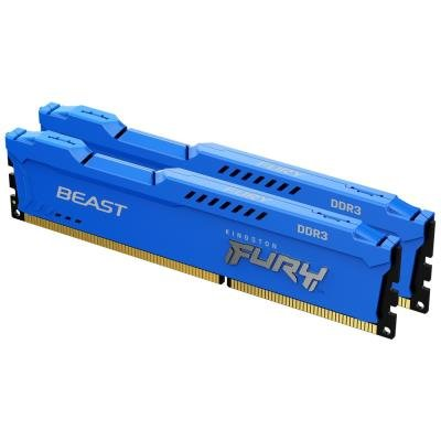 Kingston Fury Beast Blue 16GB 1600MHz
