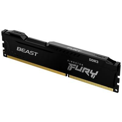 Kingston Fury Beast Black 4GB 1866MHz