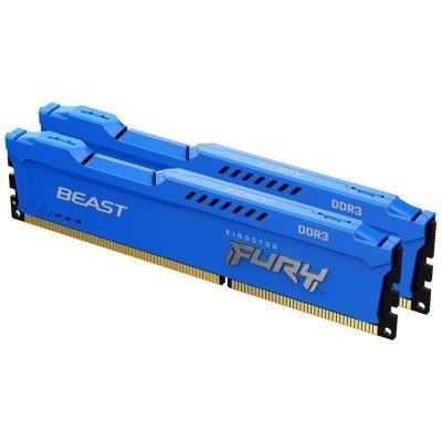 Kingston Fury Beast Blue 16GB 1866MHz