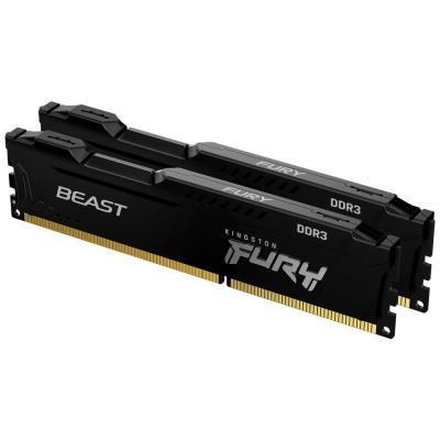 Kingston Fury Beast Black 16GB 1866MHz