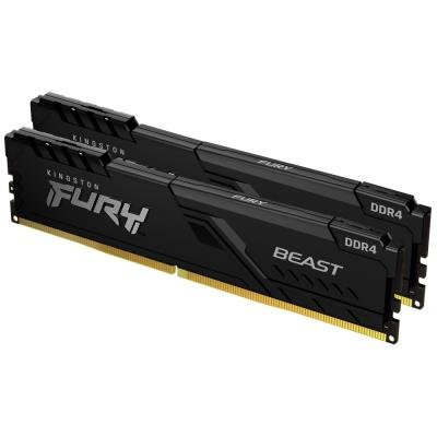 Kingston Fury Beast Black 16GB 2666MHz