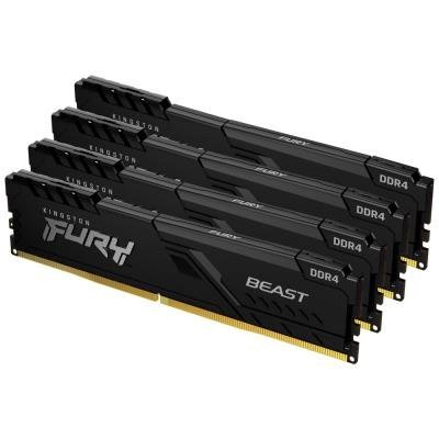 Paměti pro počítače typu DDR 4 16 GB (4x 4GB - set)