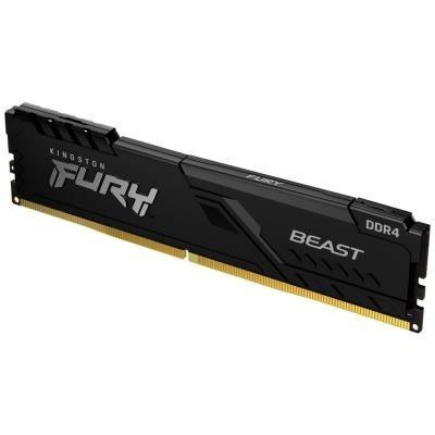Kingston Fury Beast Black 8GB 3600MHz